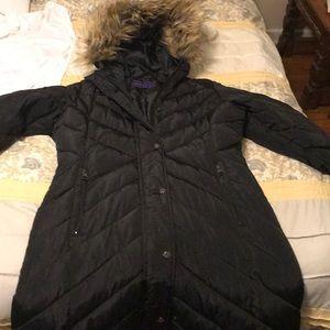 Steve Madden long winter jacket .